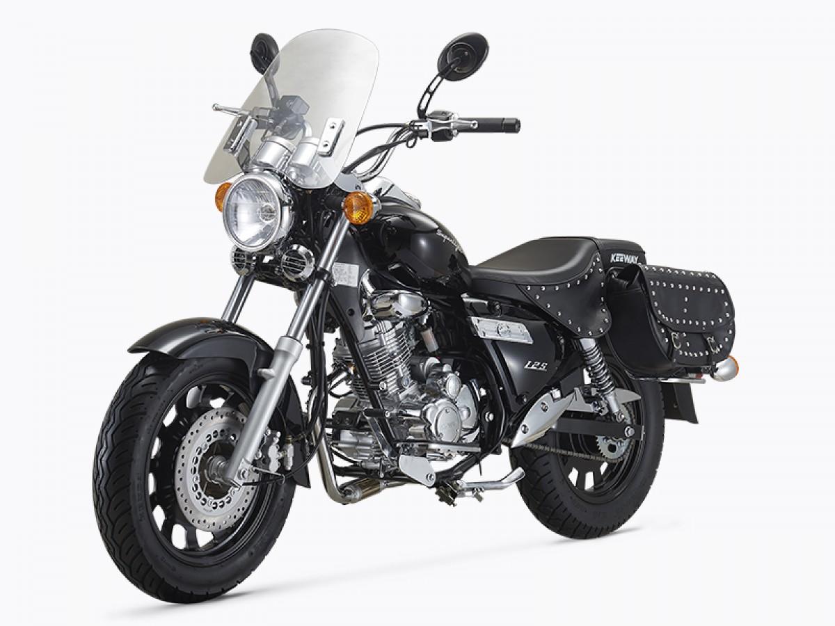 Keeway Superlight 125cc SE E5 2021
