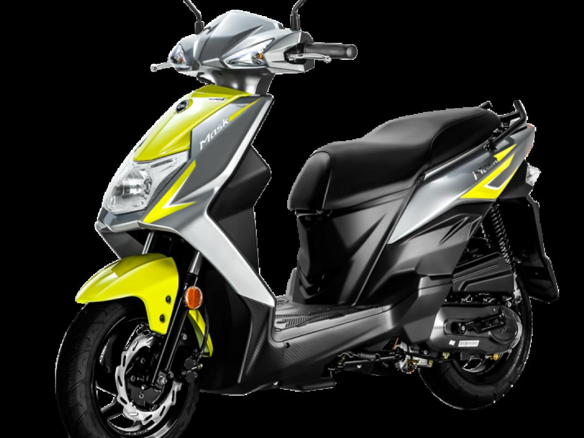 Sym Mask 50cc E5 2021
