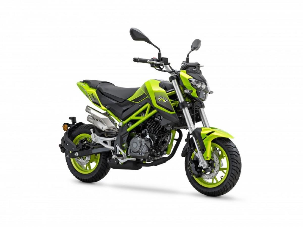 2021 Benelli TnT 125cc