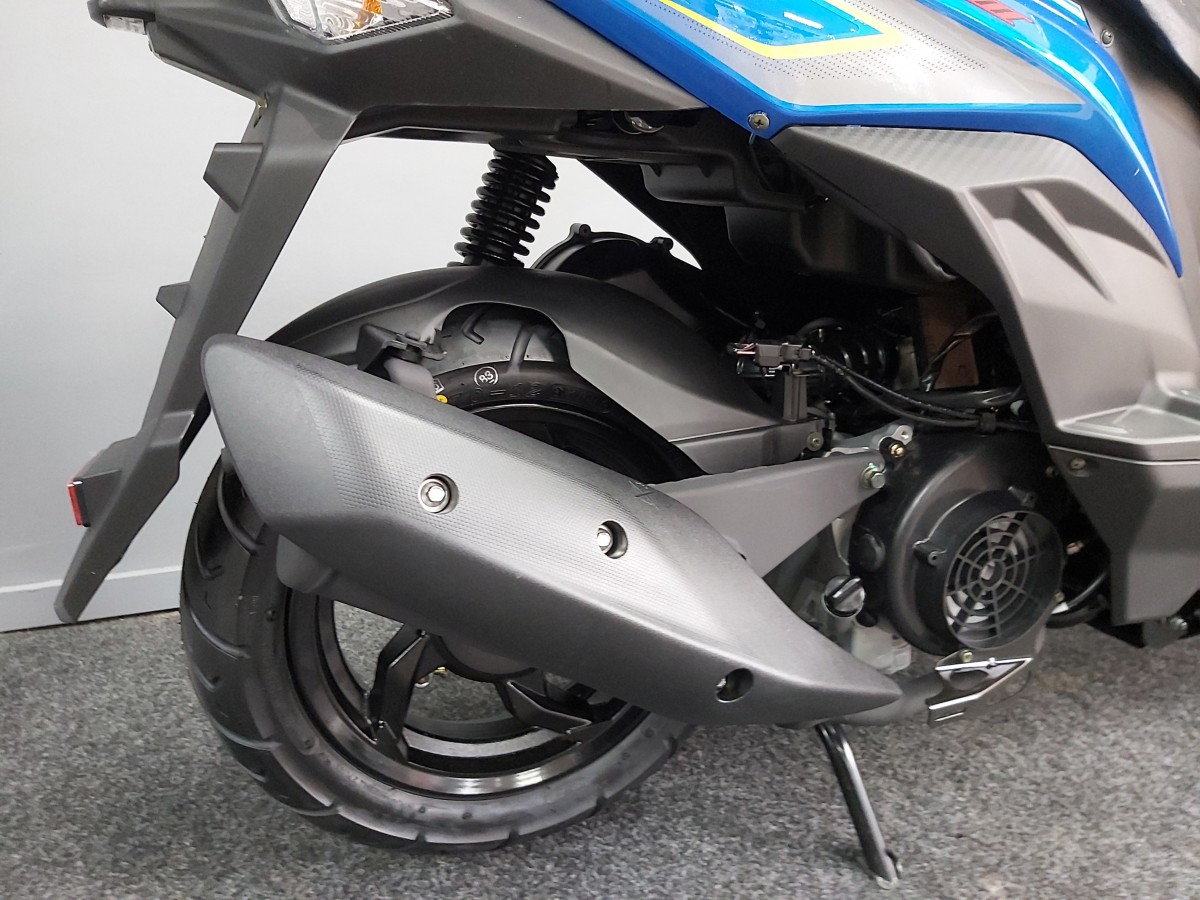 SYM ORBIT 125cc EURO 5 2021