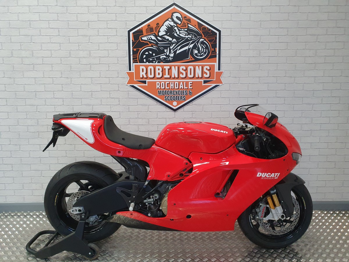Buy Online Ducati Desmosedici RR