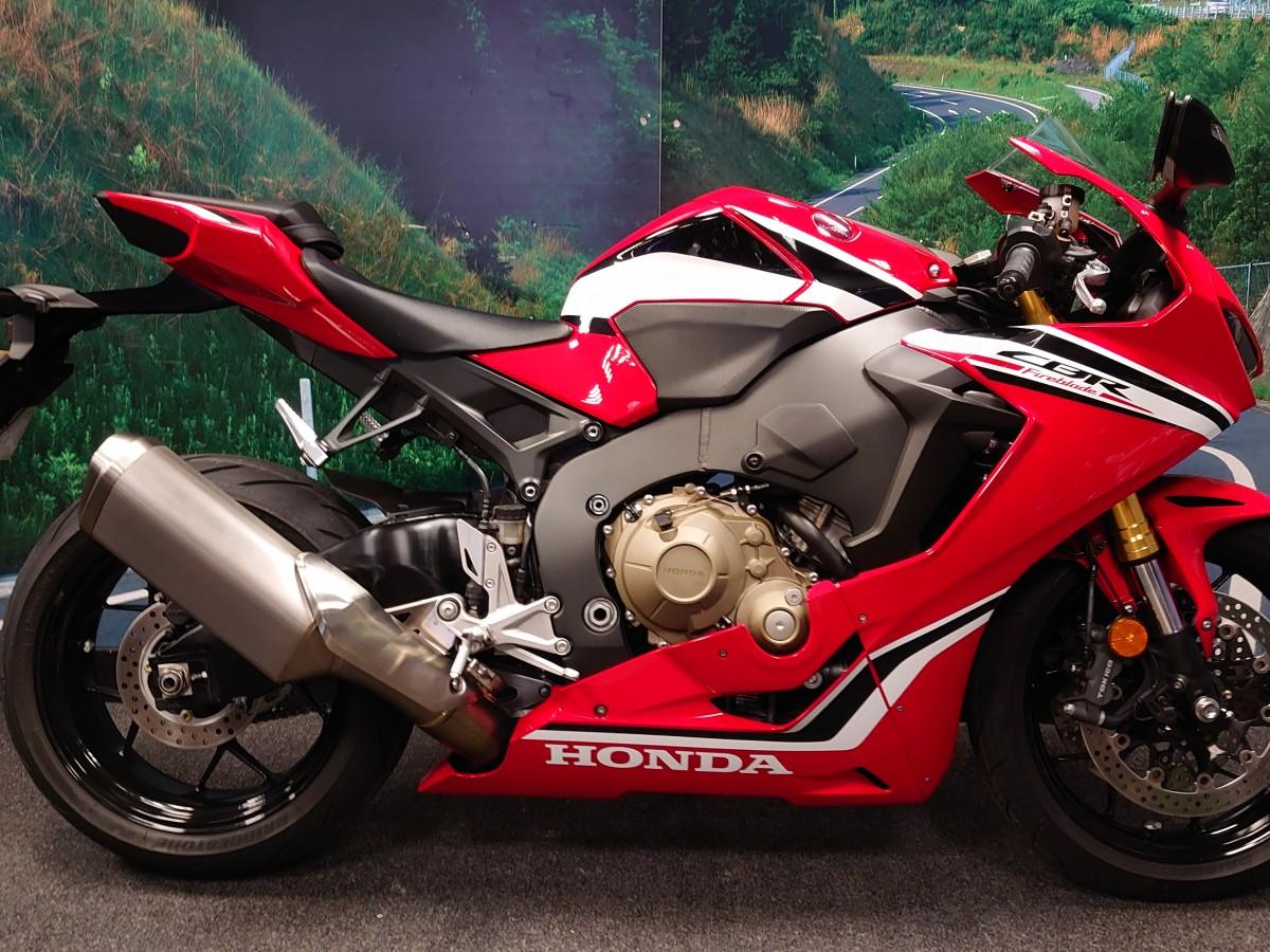 Buy Online HONDA CBR1000RA-K FIREBLADE