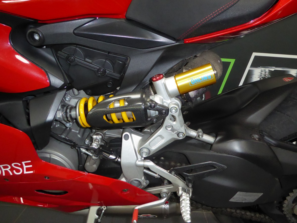 DUCATI 1199 PANIGALE ABS 2014