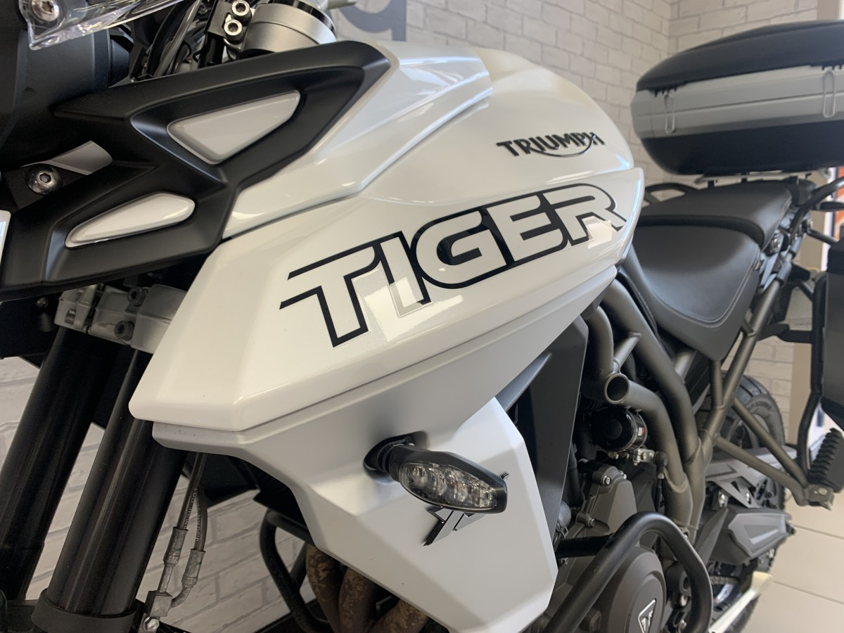 TRIUMPH TIGER 800 XCx 2018