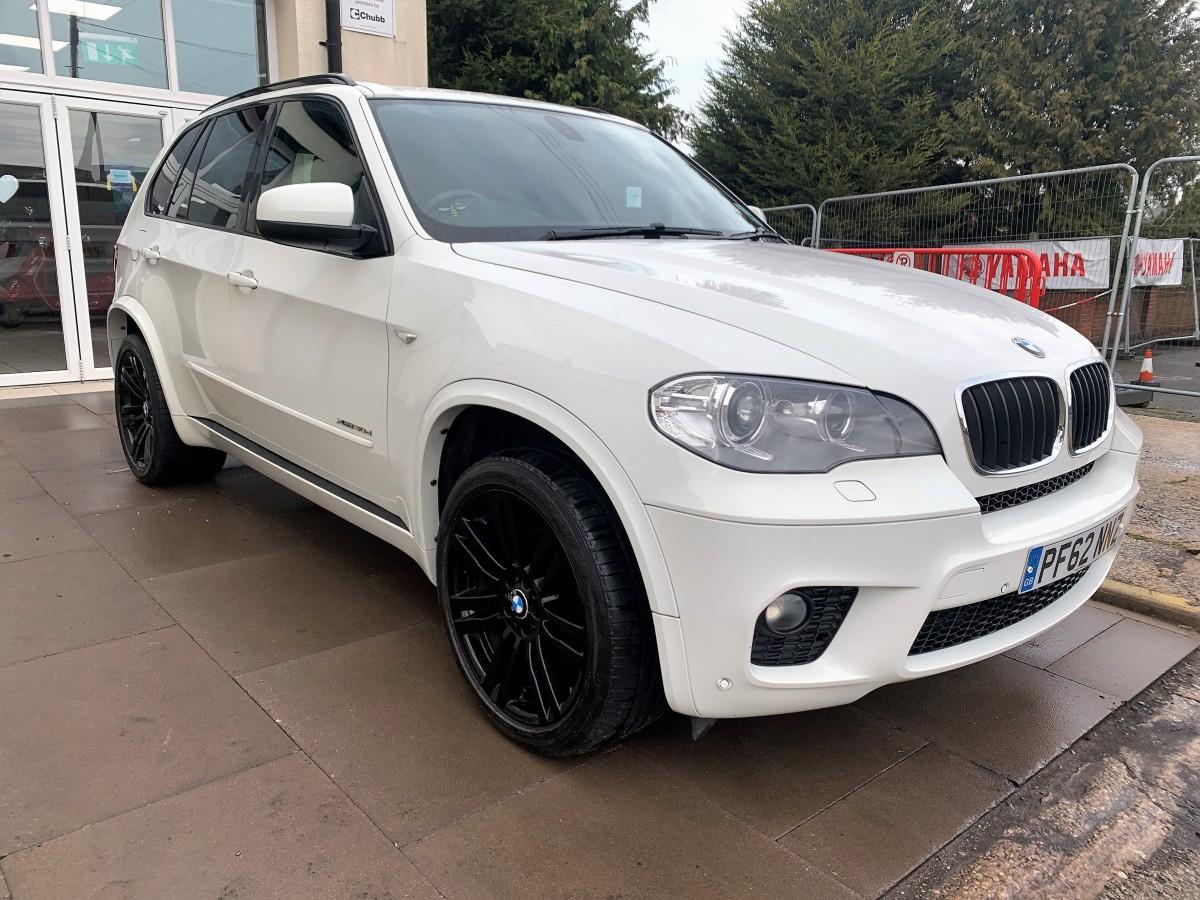 BMW X5 3.0 M SPORT X-DRIVE 2012