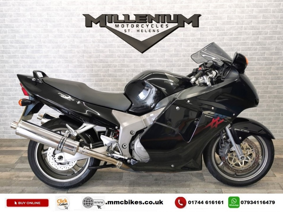 Buy Online Honda CBR1100XX SUPER BLACKBIRD