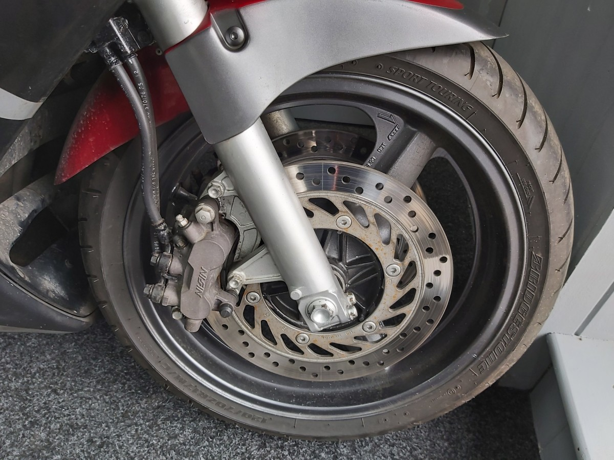 Honda CBR1000F 1997