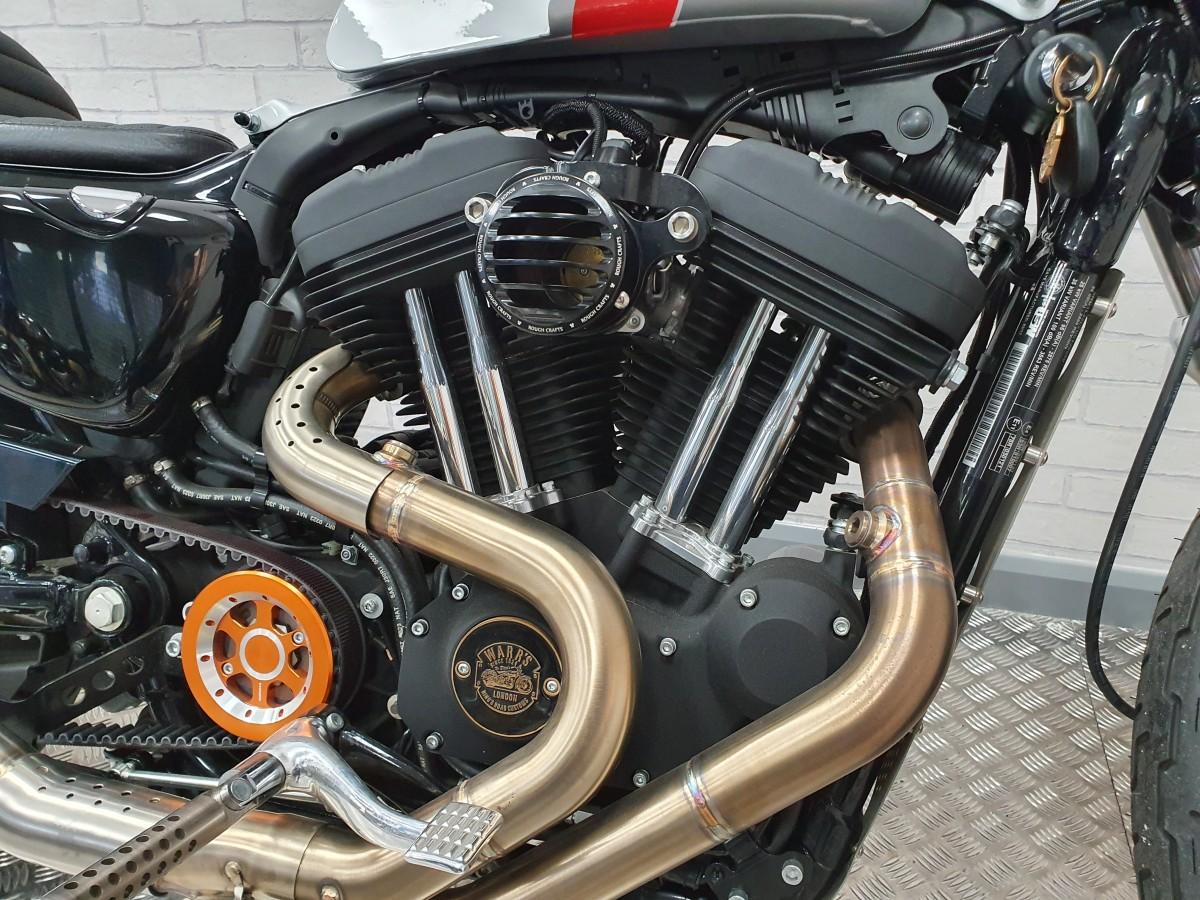 Harley Davidson 1200 Custom LTD XL 2014