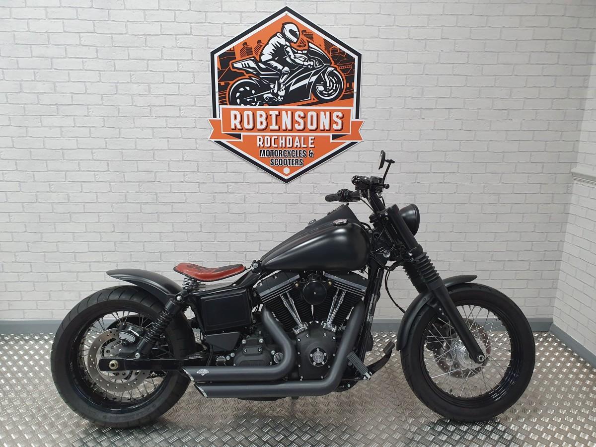 Buy Online Harley Davidson STREET BOB FXDB