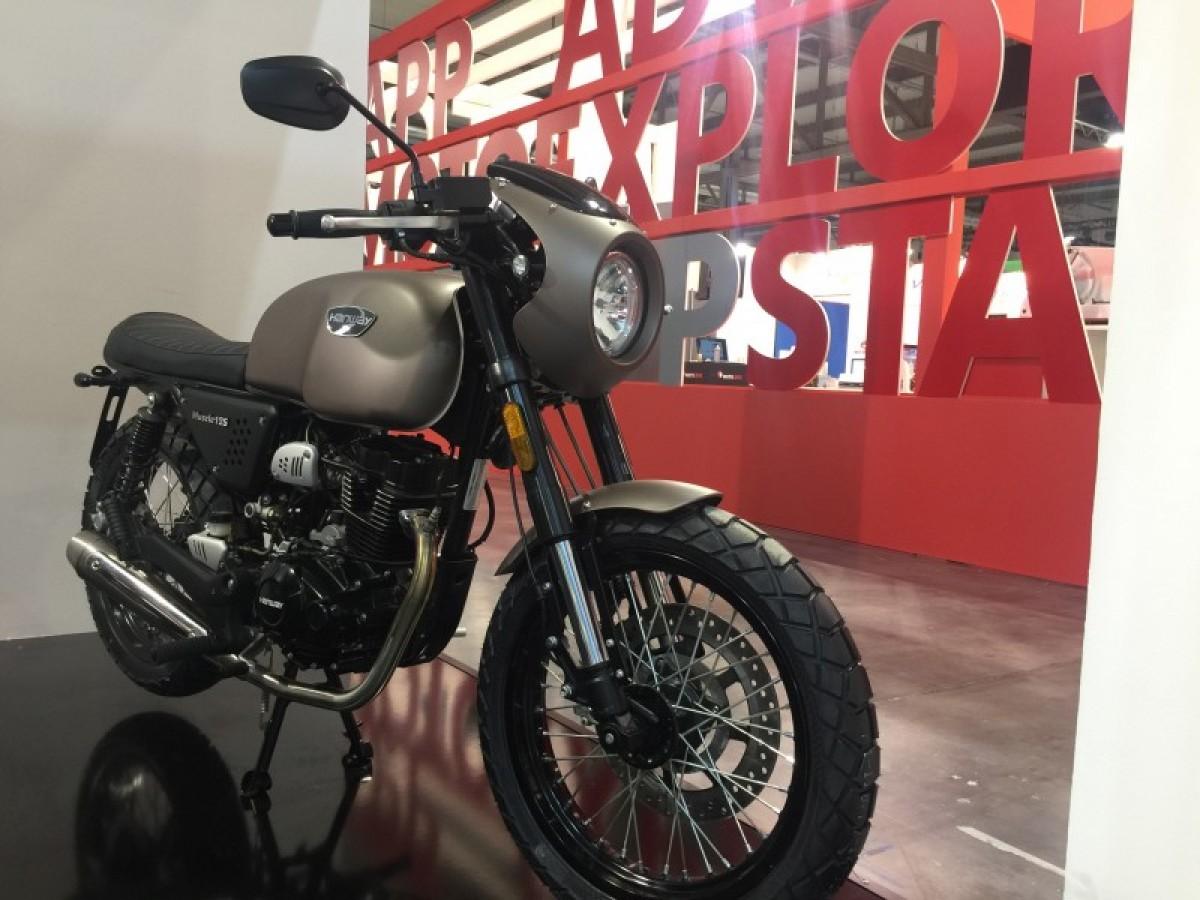 Hanway Muscle 125cc 2020