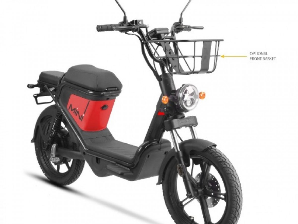 Keeway E-Zi Mini Road Legal Electric Scooter 2021