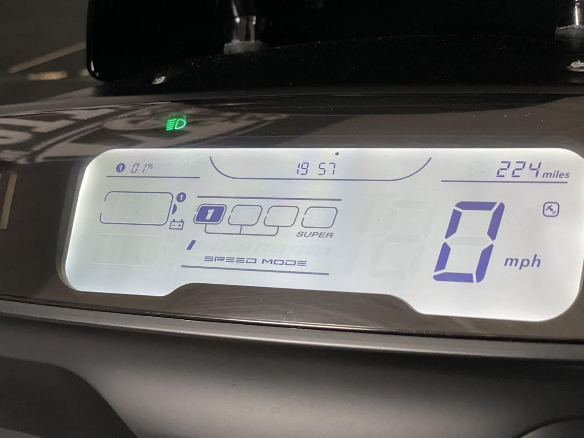 Keeway E-Zi PLUS Electric 2020