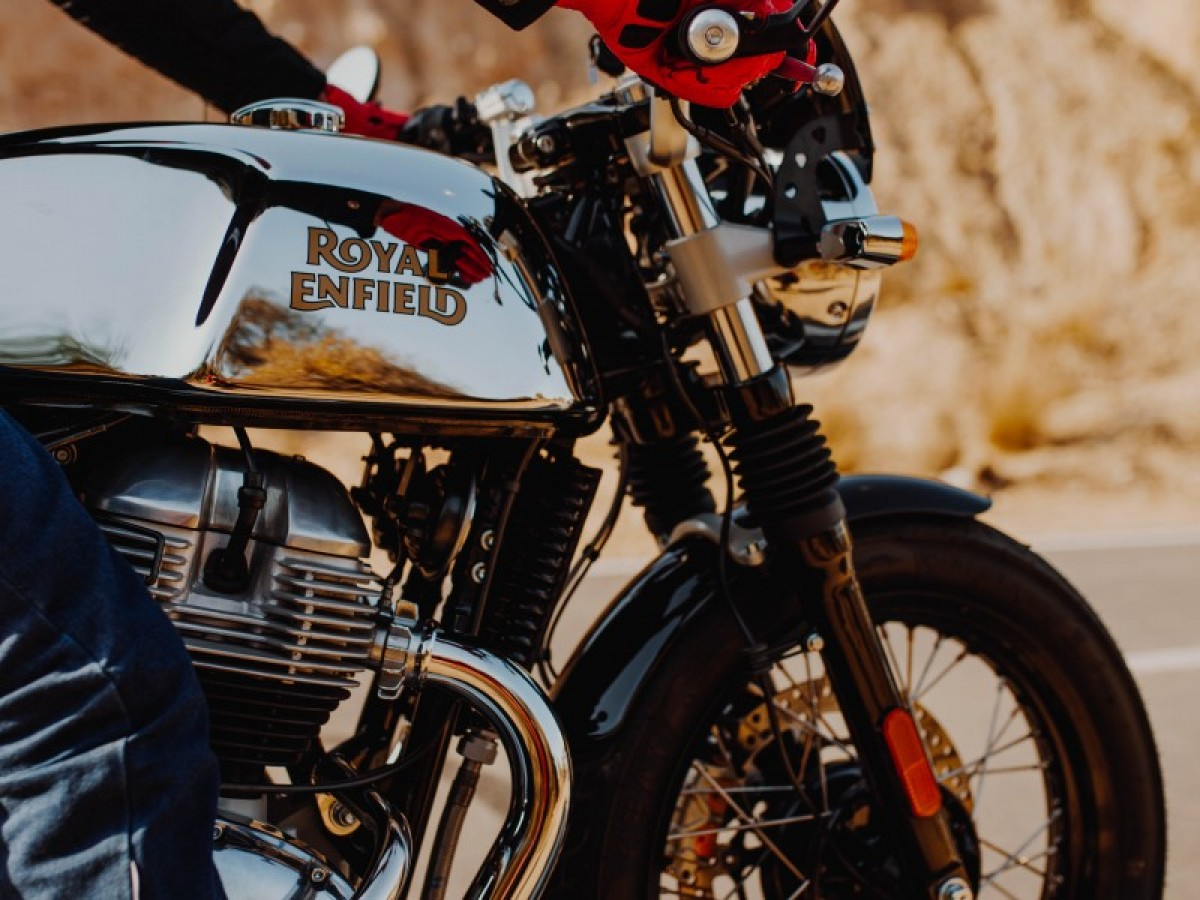 Royal Enfield Continental GT 650 Twin Chrome Euro 5 2021