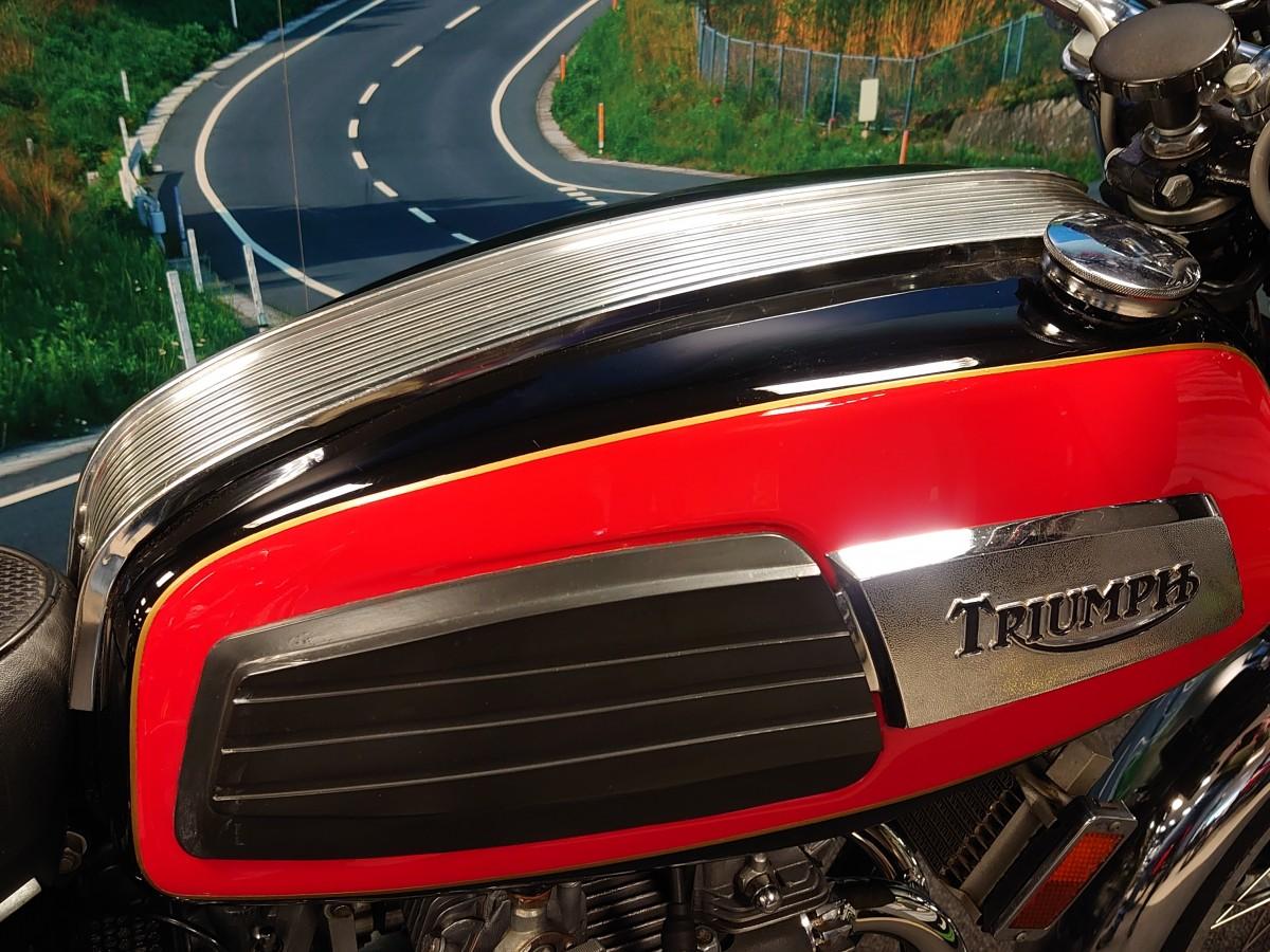 TRIUMPH T150 1969