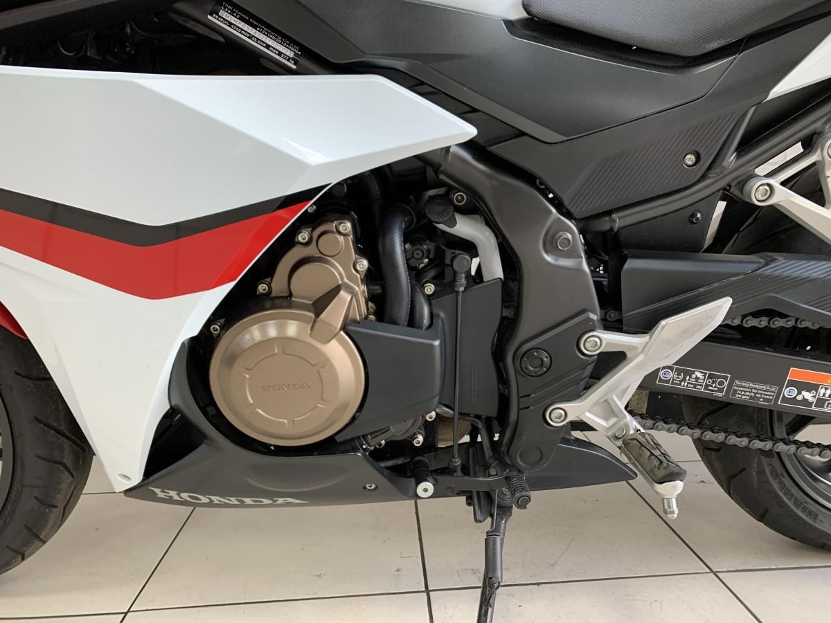 HONDA CBR 500 RA-J 2018