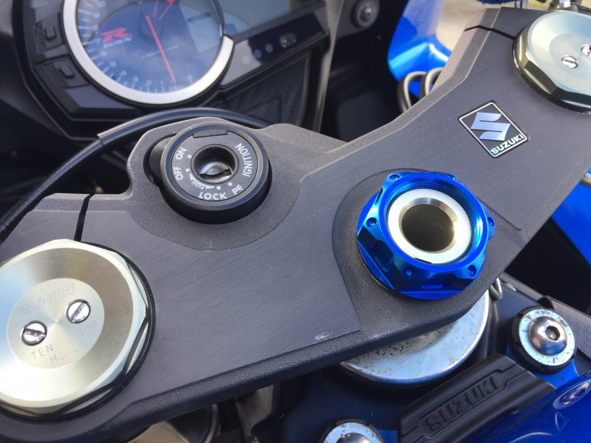 Suzuki GSX-R600 L1 2011