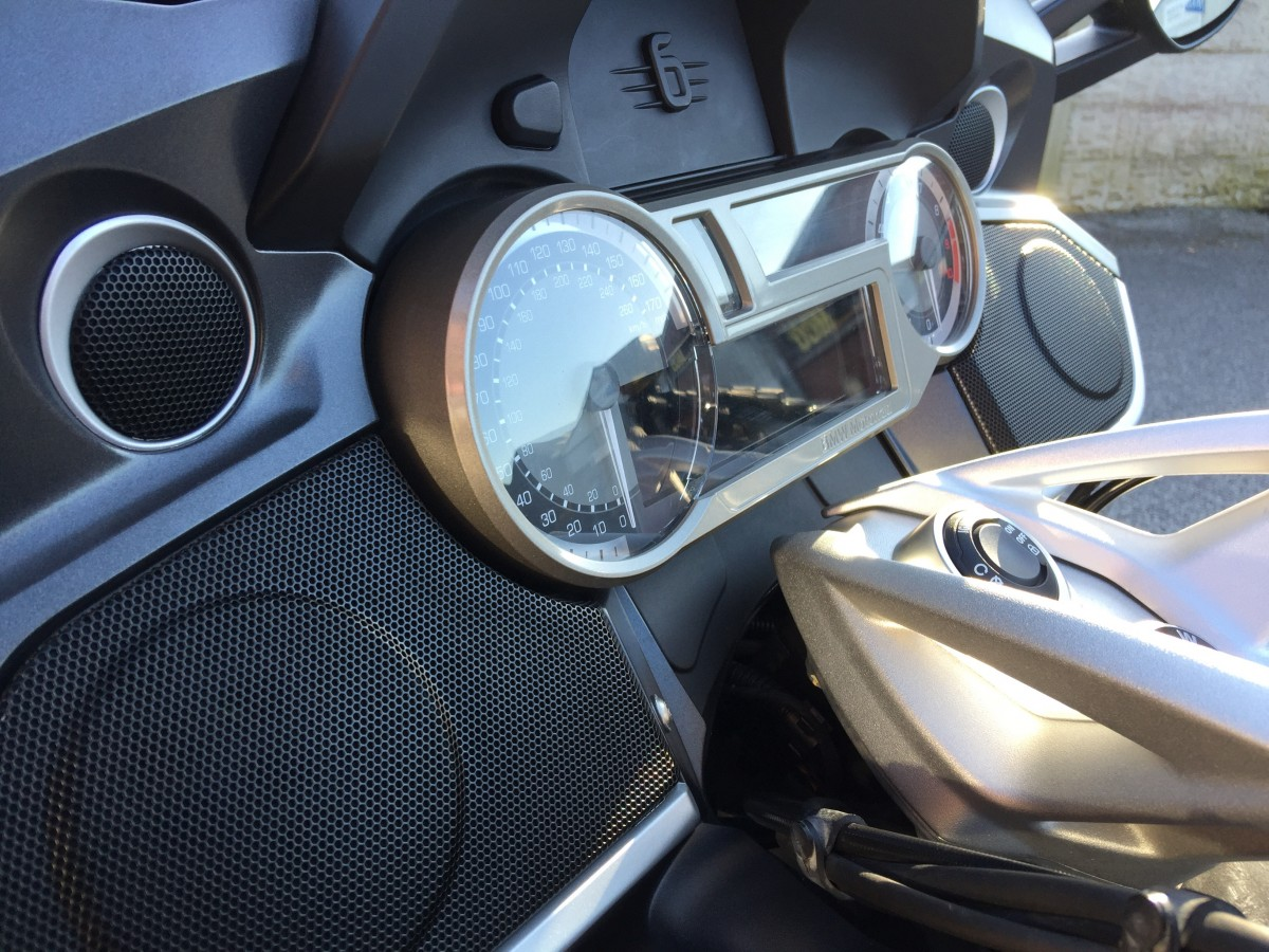 BMW K1600 GT 2016