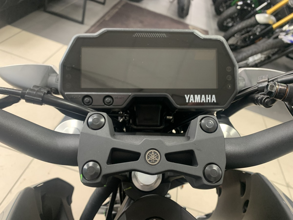2021 YAMAHA MT-125