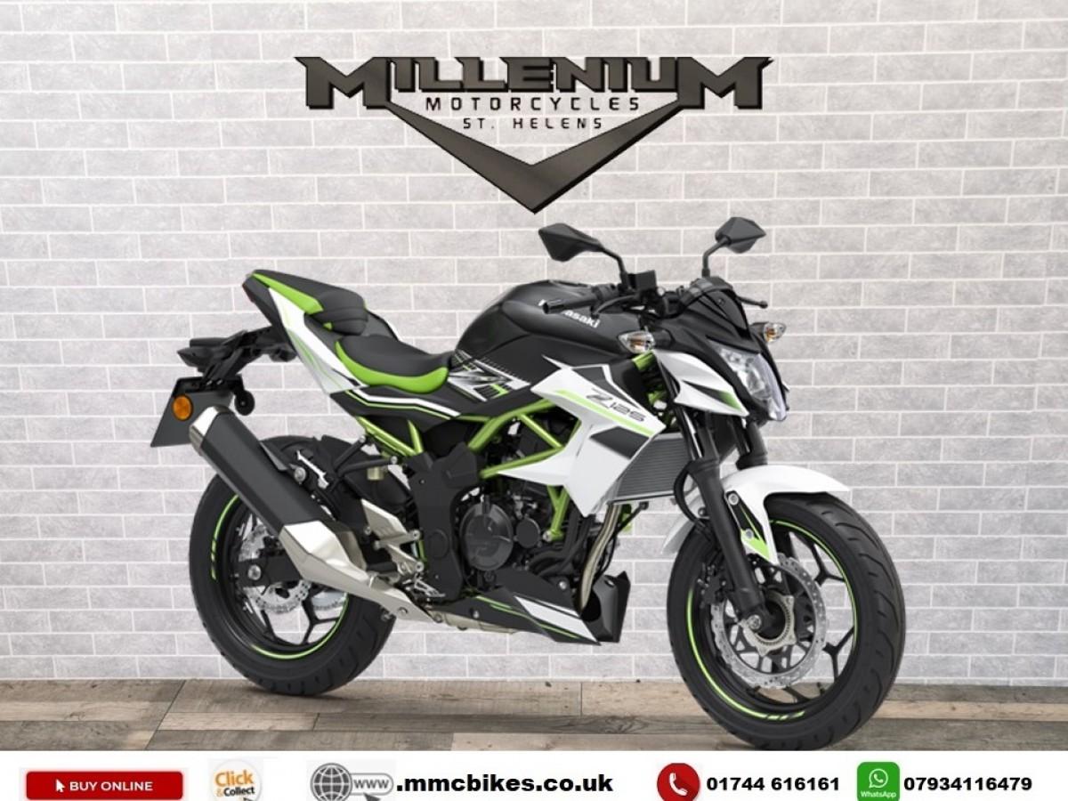Kawasaki Z125 PERFORMANCE 2021
