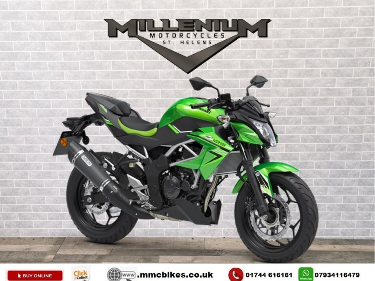 Buy Online Kawasaki Z125 PERFORMANCE