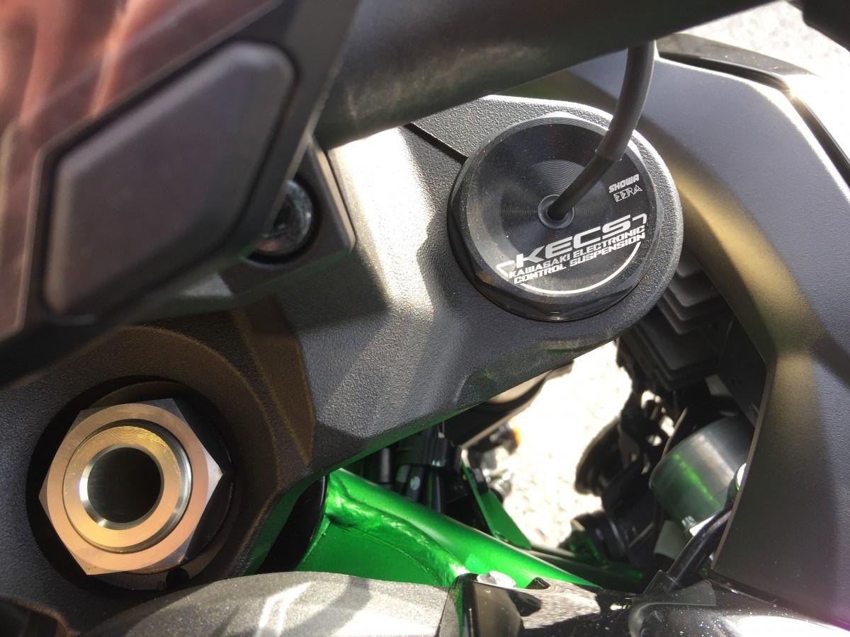 Kawasaki Z H2 SE ZR100LMFNN 2021