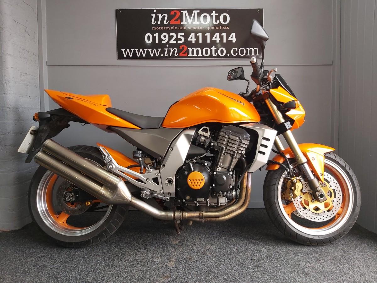 Buy Online Kawasaki ZR1000 A2H