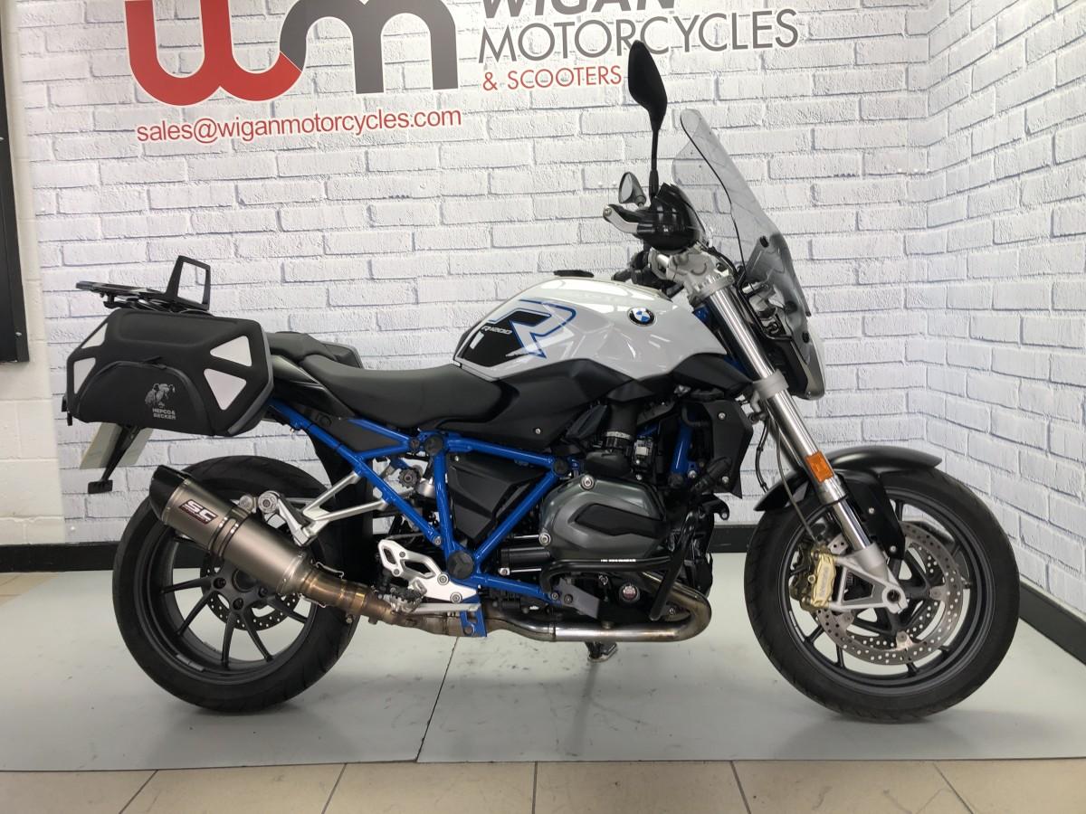 Buy Online BMW R1200R