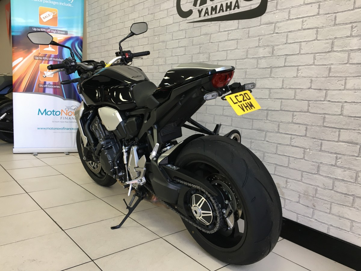 HONDA CB1000R PLUS 2020