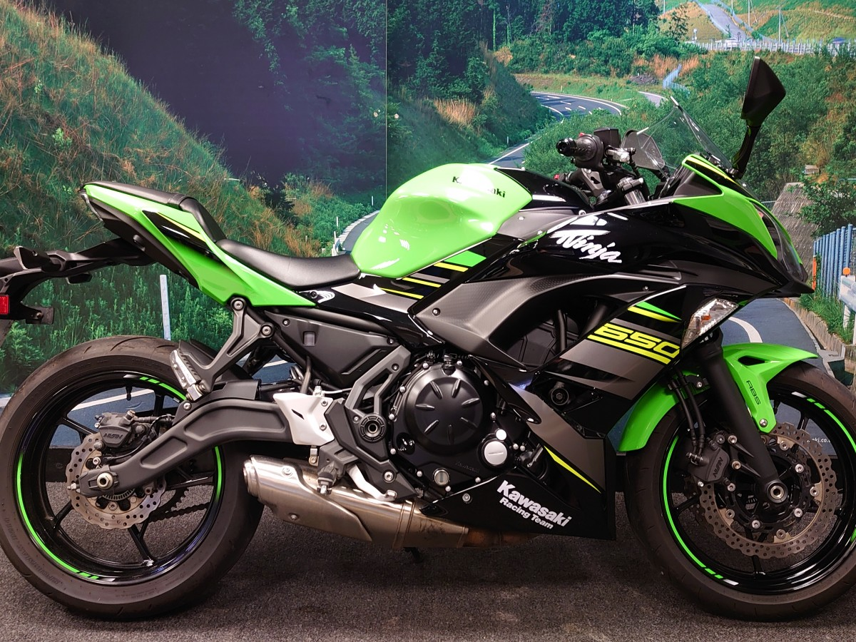 Buy Online Kawasaki Ninja 650 KRT