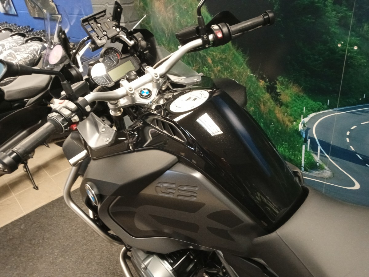 BMW R1200GS ADVENTURE TRIPLE BLACK 2017