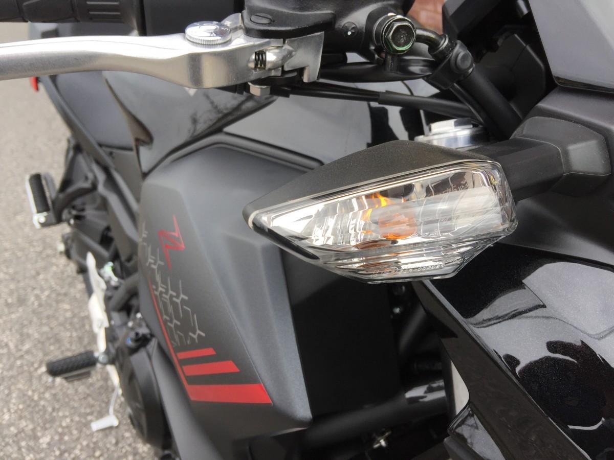 Kawasaki Z650 ER650  KMFNN BK1 2021