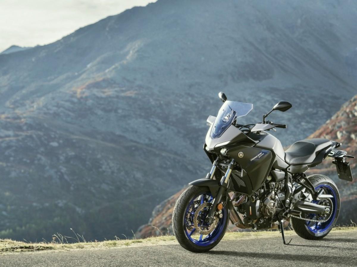 2021 Yamaha Tracer 700