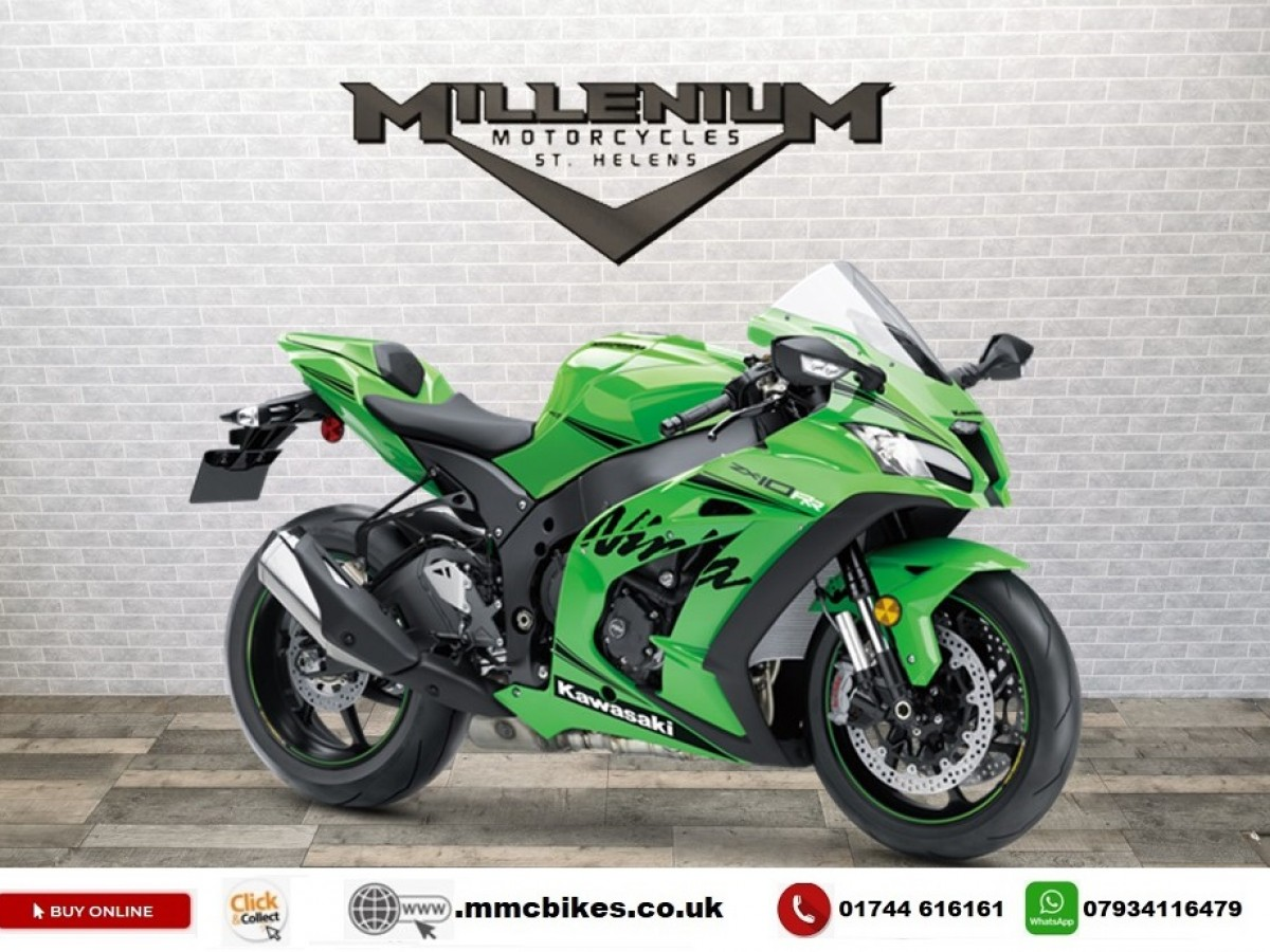 Kawasaki Ninja ZX-10RR ZX1002DLF 2020