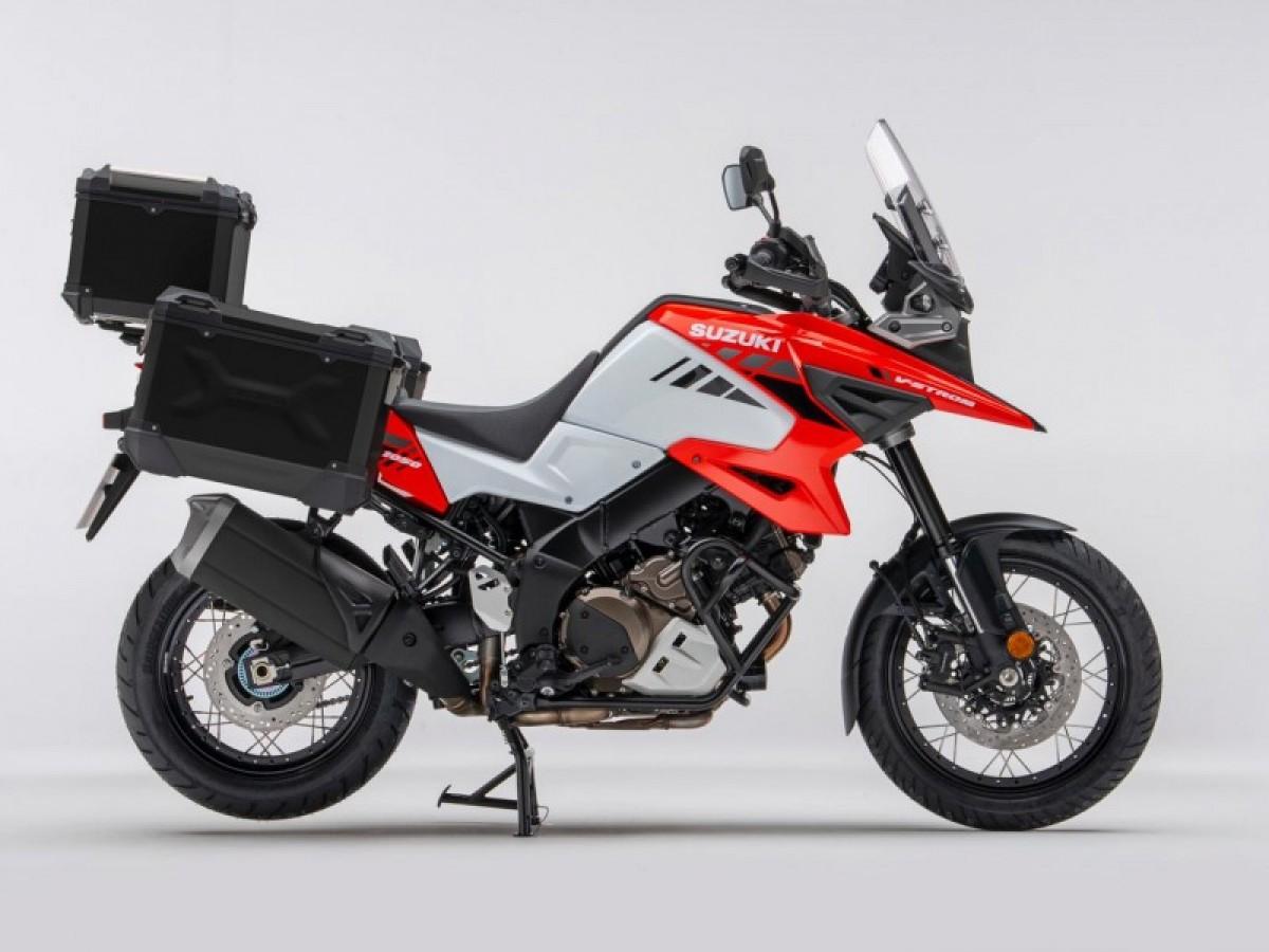 2021 Suzuki 2021 V-Strom 1050XT Tour RCM0