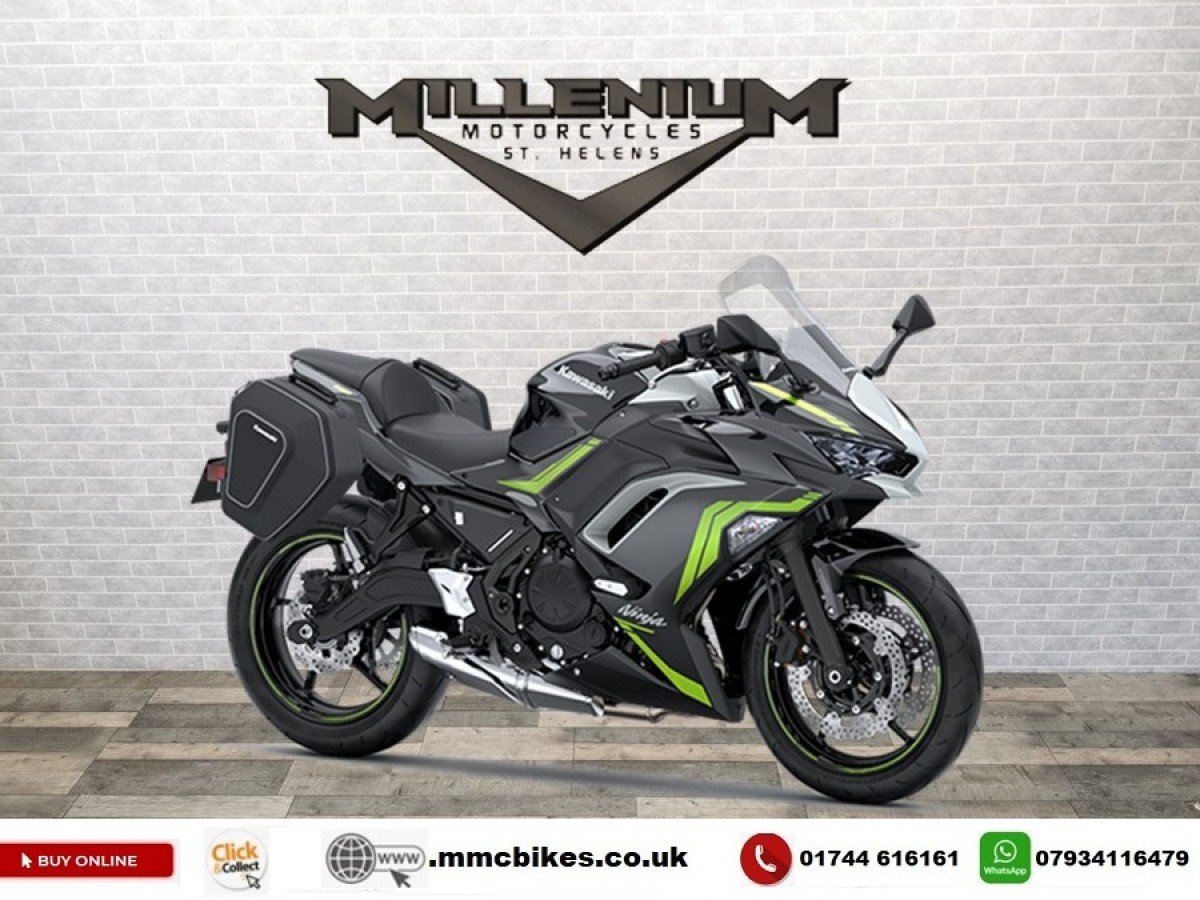 Kawasaki Ninja 650 SPORTS TOURER EDITION 2021
