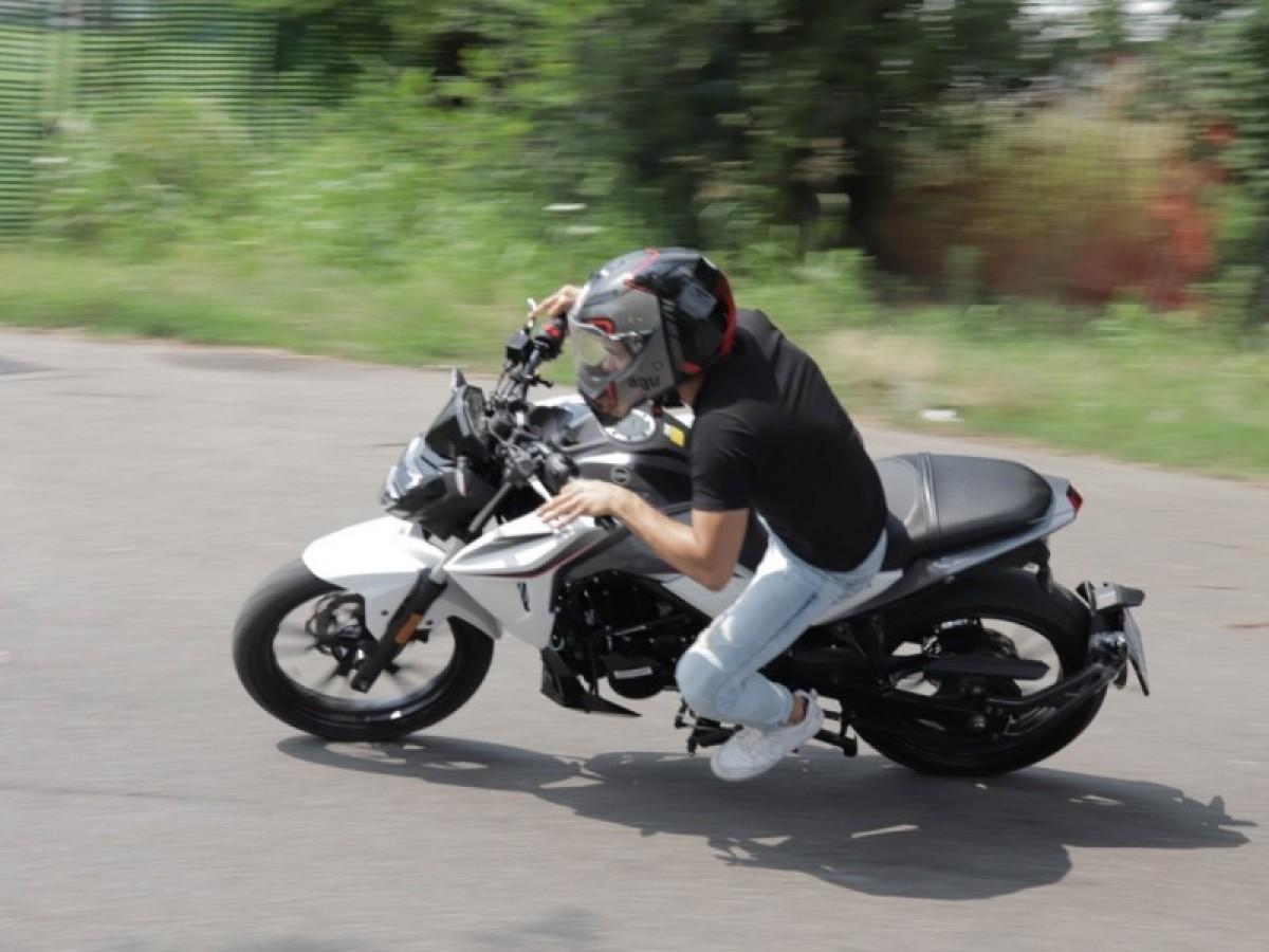 Sym SYM NHX 125cc E4 2020