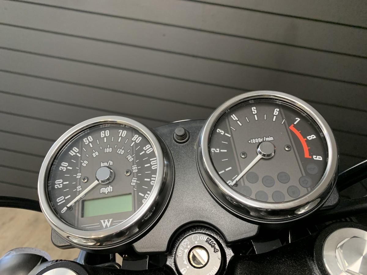 Kawasaki W800 2020