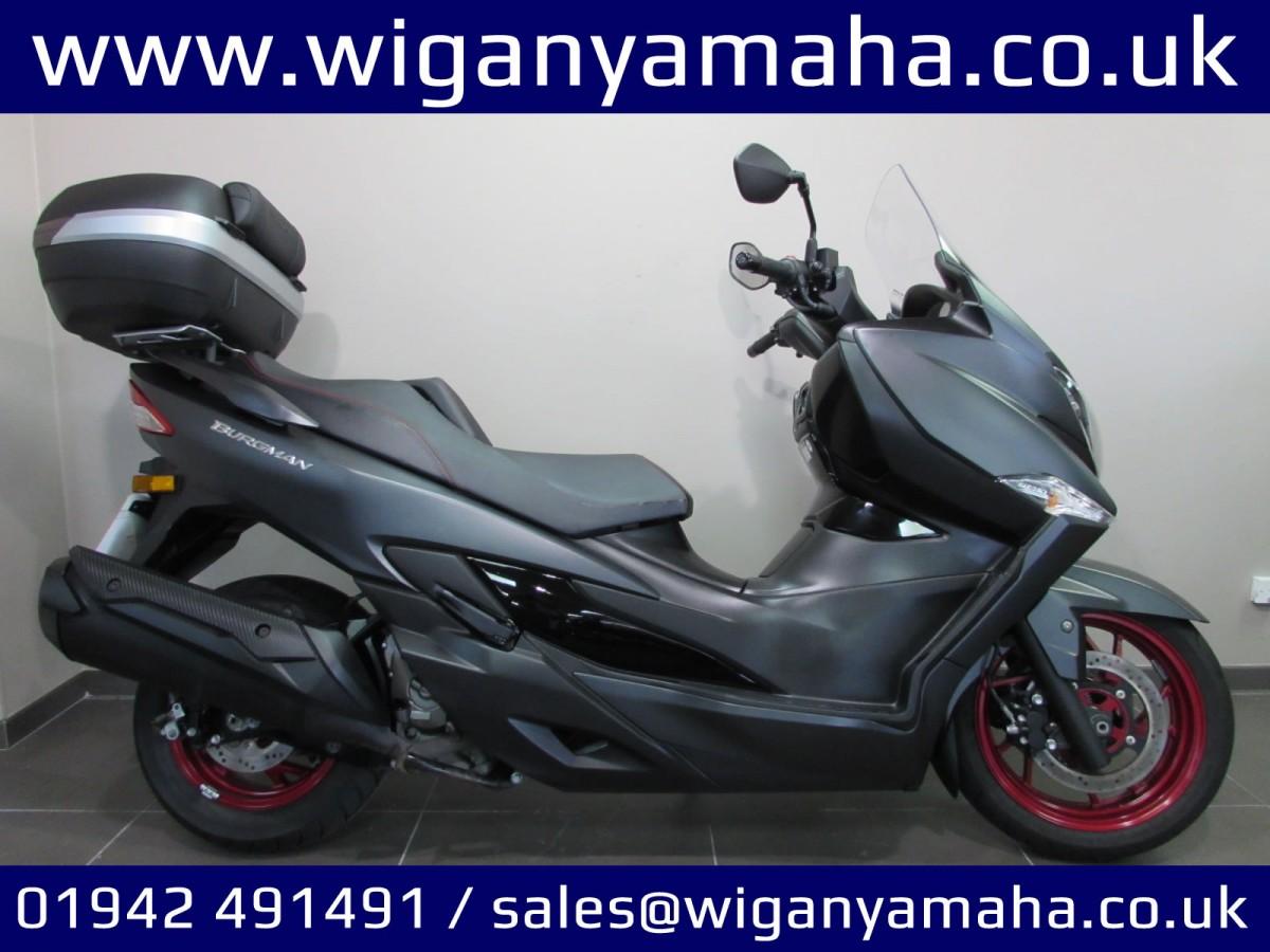 Buy Online Suzuki BURGMAN 400
