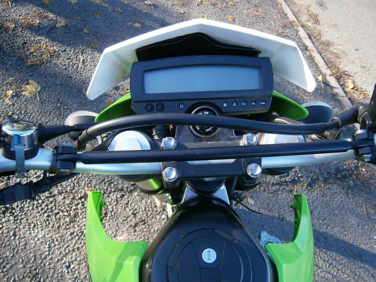 KAWASAKI KLX250 S9F 2009