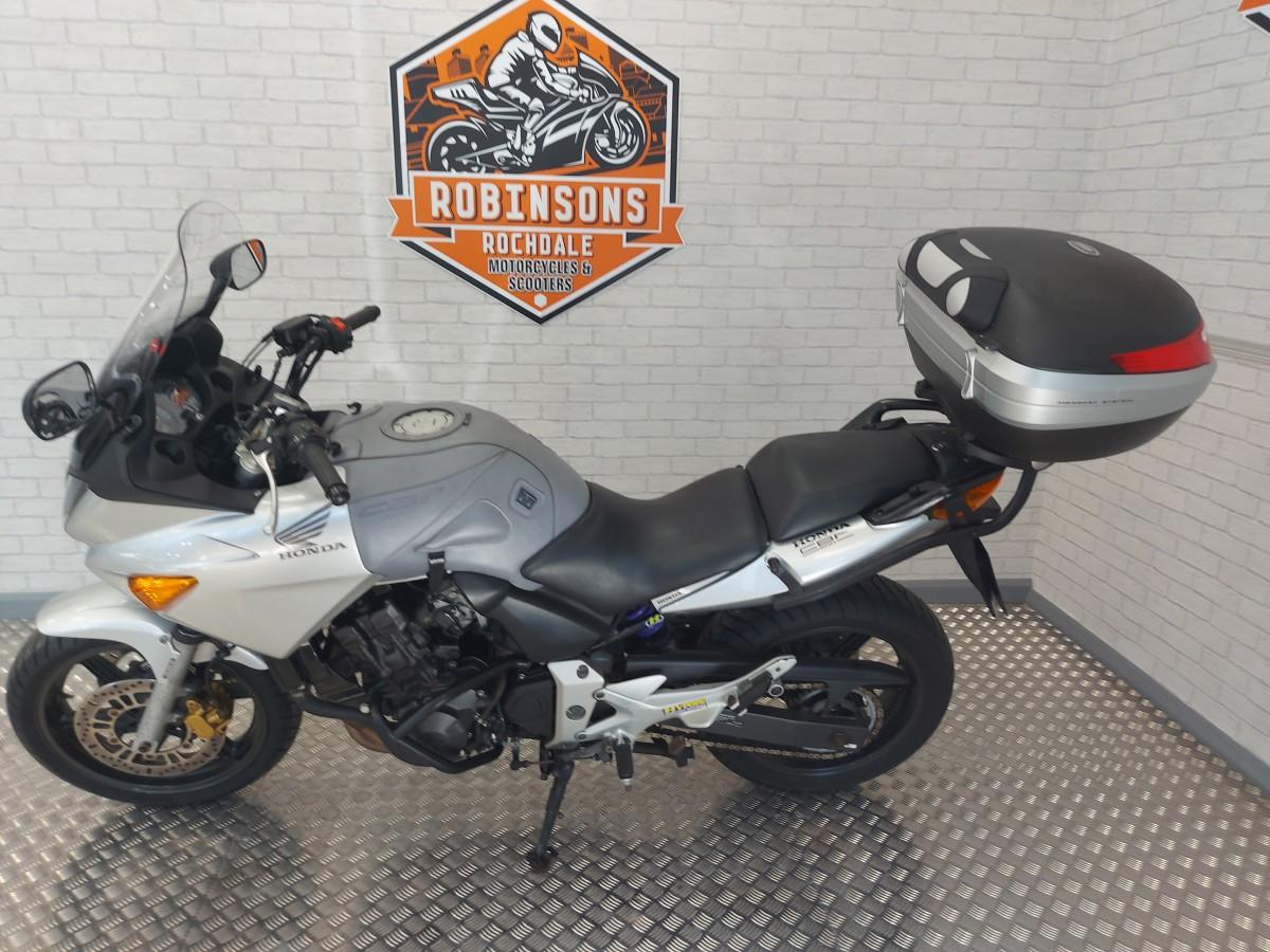 Honda CBF600 2004