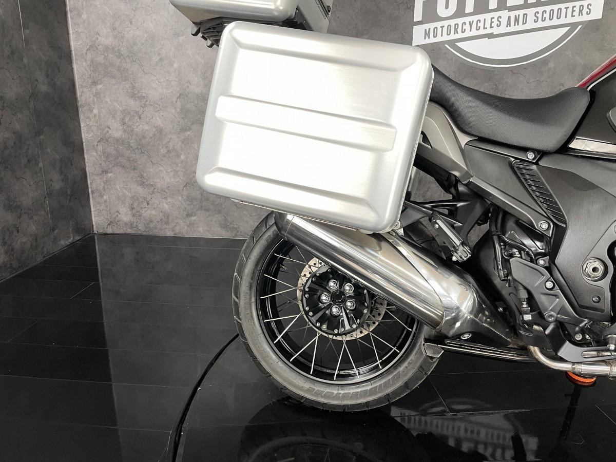 Honda Crosstourer VFR1200X manual Highlander 2018