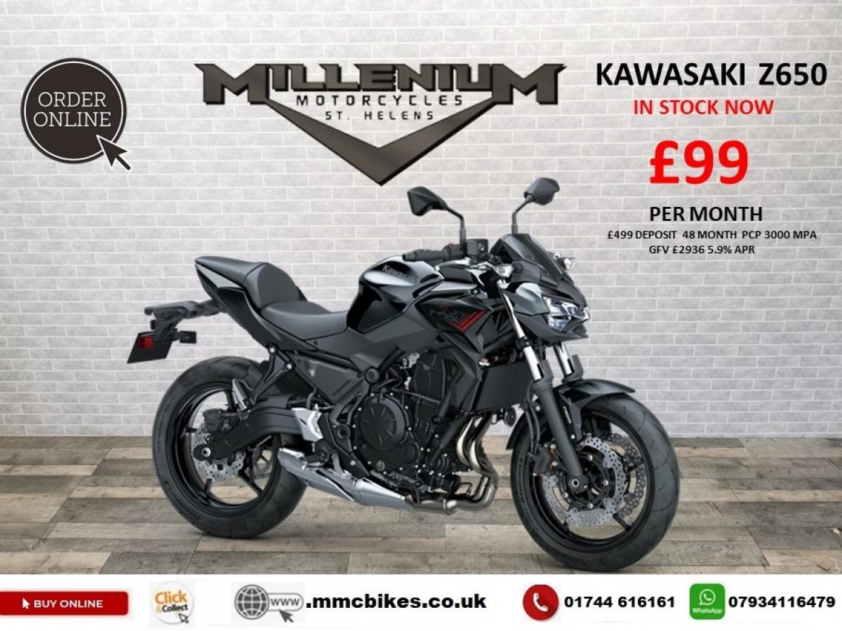 Buy Online Kawasaki Z650