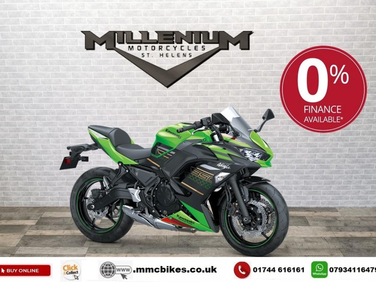 Buy Online Kawasaki Ninja 650