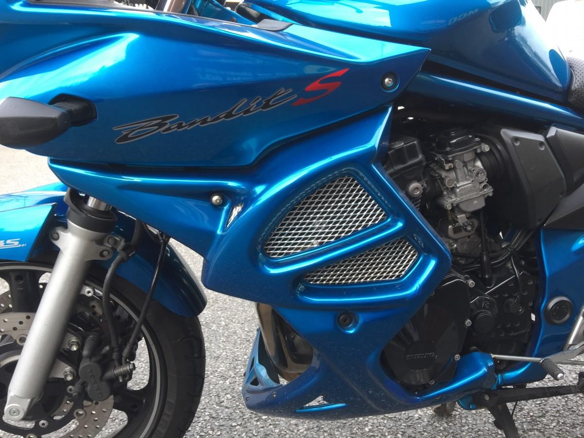 Suzuki GSF650 SA-K6 2006