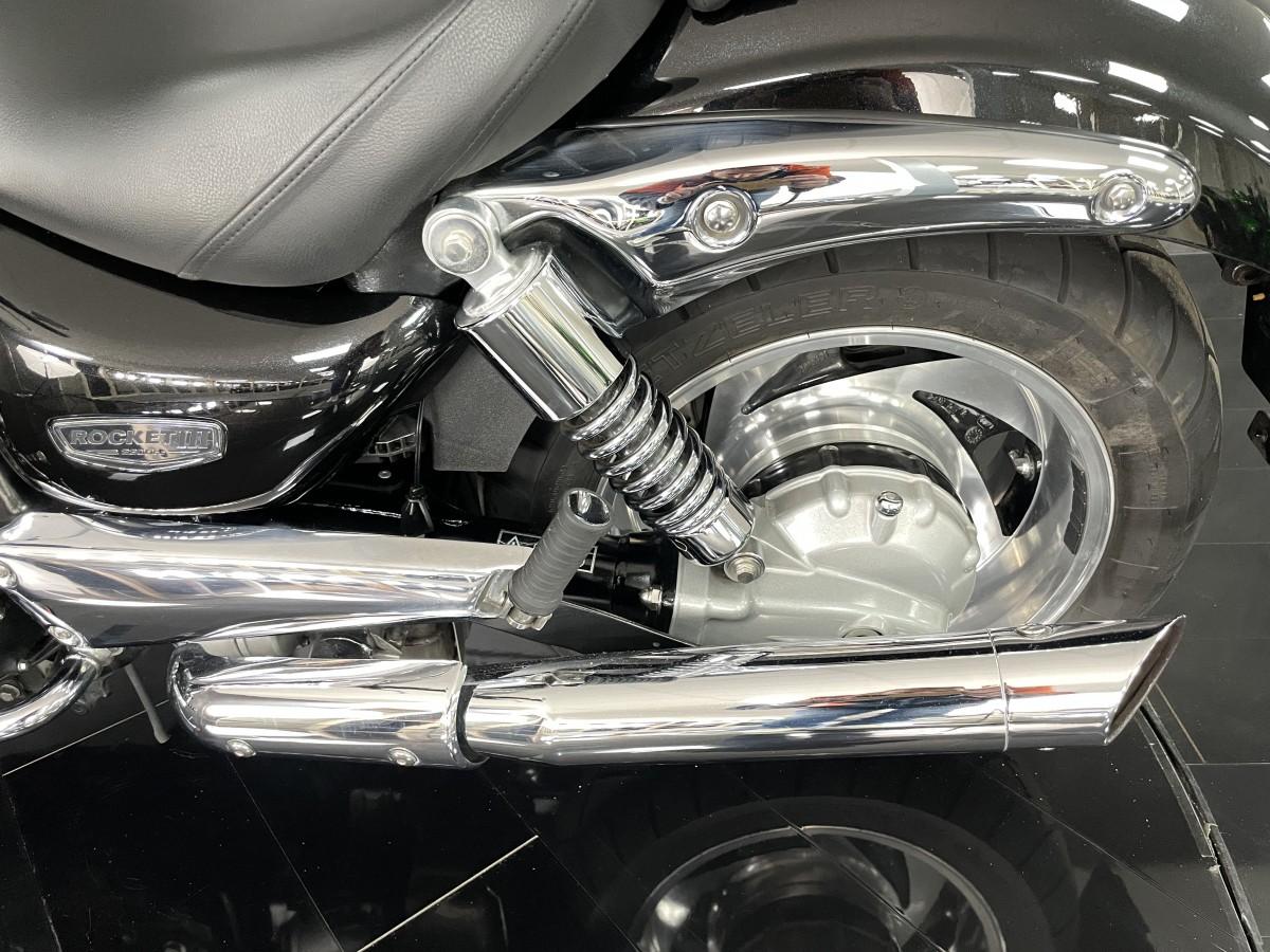 Triumph Rocket III 2009