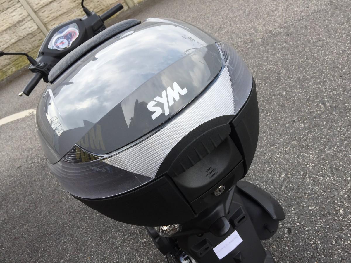 SYM MASK 50 E5 2021