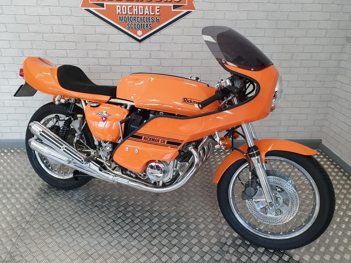 Rickman CR Honda CB750 1980