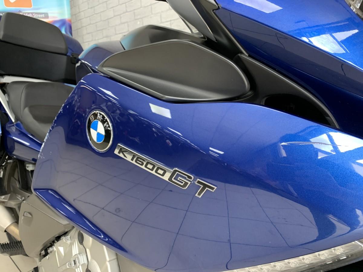 BMW K1600 GT 2013
