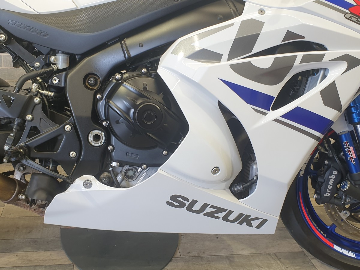 SUZUKI GSX-R1000R 2019