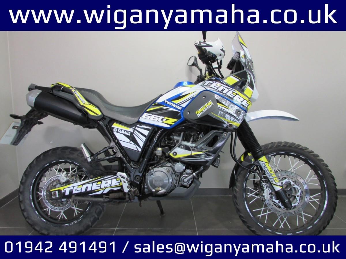 Buy Online Yamaha XT660Z TENERE